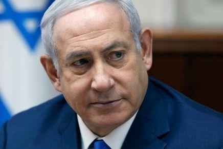 «J'ai donné l'ordre à l'armée de poursuivre les frappes massives contre les positions terroristes à Gaza» (Netanyahou)