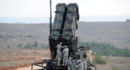 Le Pentagone envoie une batterie de missiles Patriot auMoyen-Orient