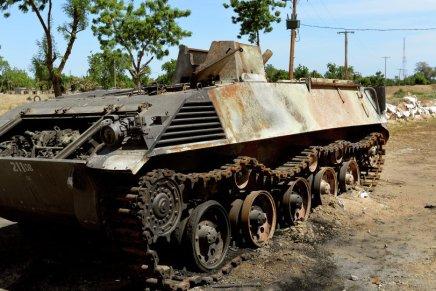La Libye s'enfonce dans la guerre civile mais le pompage du pétrolecontinue