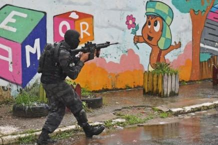 Brésil: La police de Rio a tué cinq personnes en moyenne parjour