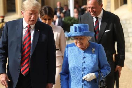 Le prince Harry se joindra à Trump et la Reine pour un déjeuner privé lors d'une visited'État