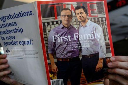 Un couple homosexuel à la Maison Blanche ? Les Buttigieg secouent déjà l'Amérique