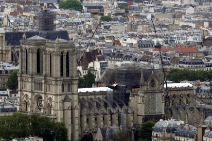 Restauration de Notre-Dame de Paris : une loi polémique pour un projet encoreobscur