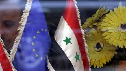L'Union européenne reconduit les sanctions contre la Syrie pour unan