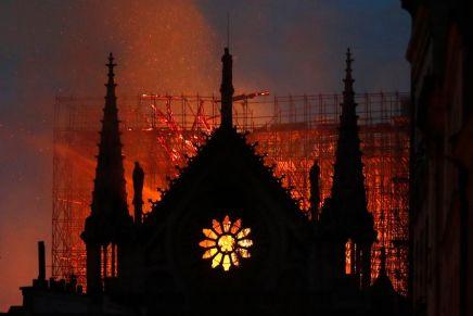 Notre-Dame de Paris: Macron réaffirme le délai de cinq ans pour lareconstruction