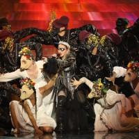La performance de Madonna qui annonce l'arrivée de l'Antéchrist de la finale de l'Eurovision 2019