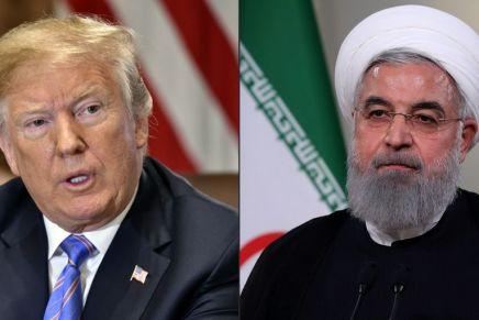 L'Iran ferme la porte à l'offre de dialogue de DonaldTrump