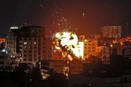 Tsahal envoie des renforts autour de Gaza en amont de plusieurs jours decombats