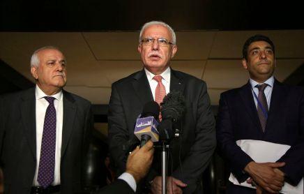 Les Palestiniens demandent à l'UE de défendre la solution à deuxEtats