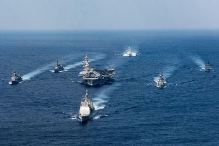 Le Pentagone envisage d'envoyer 10.000 soldats en renfort auMoyen-Orient