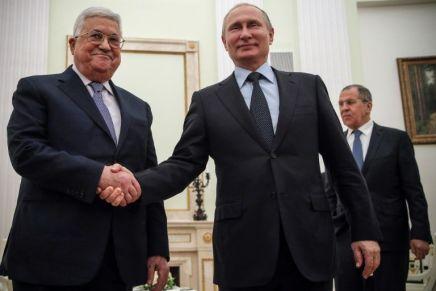 Plan de paix US: Moscou soupçonne des «primes économiques» pour se détourner de la solution à deuxEtats