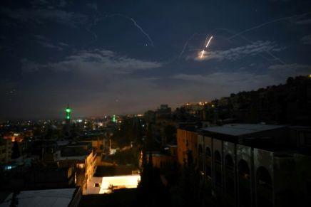 Syrie: interception de «projectiles hostiles» en provenance d'Israël (médiad'Etat)