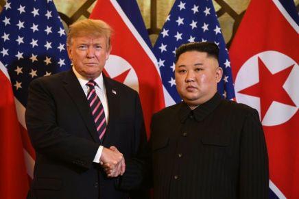 Corée du Nord: Kim «ne veut pas» rompre ses engagements, assureTrump