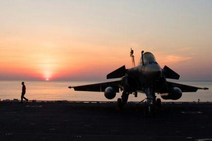 Porte-avions américain au Moyen-Orient: une ancienne nouvelle, ditl'Iran