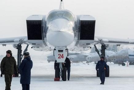 La Russie déploie des bombardiers à capacité nucléaire enCrimée