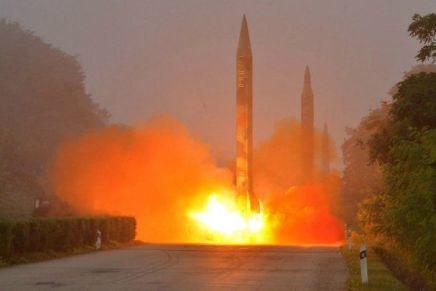 Pour la première fois depuis 2017, la Corée du Nord tire plusieurs missiles à courteportée