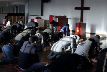 Officiels chinois : Le christianisme est un » mal énorme » pour lasociété