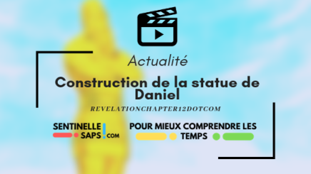 Construction de la statue deDaniel