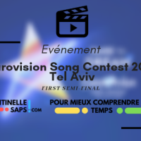 Eurovision Song Contest 2019 - First Semi-Final / Rediffusion