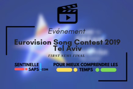 Eurovision Song Contest 2019 – First Semi-Final / Rediffusion