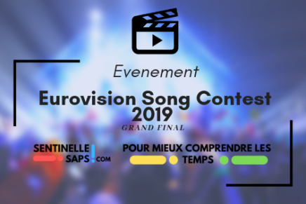 Eurovision Song Contest 2019 – Grand Final – Rediffusion