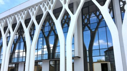Révélations sur la future mosquée An-Nour de Mulhouse, l'un des plus grands projets islamistes d'Europe, financé par leQatar…