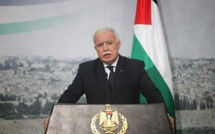 Washington tente de renouer les relations avec l'AP, affirme Riyadal-Maliki