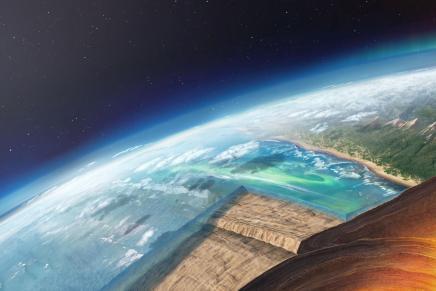 Une plaque tectonique peut s'être détachée, ce qui pourrait rétrécir l'océanAtlantique.