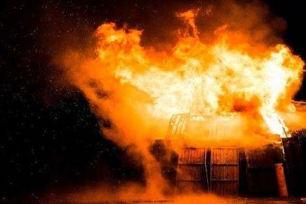 Madagascar : deux morts et ving-deux maisons de policiersincendiées