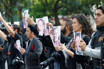 Mexique: un journaliste tué lors de la Journée pour la liberté de lapresse