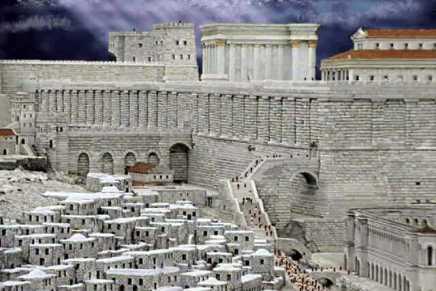 La nation d'Israël est prête pour la reconstruction du troisièmeTemple