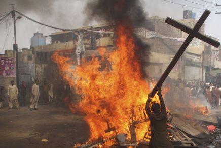 La persécution des chrétiens dans le monde entier atteint un niveau presque «génocidaire», selon un rapportbritannique