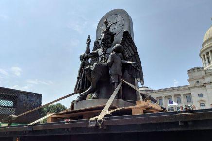 Etats-Unis: Le Satan Temple reconnu comme une «Eglise» par lefisc