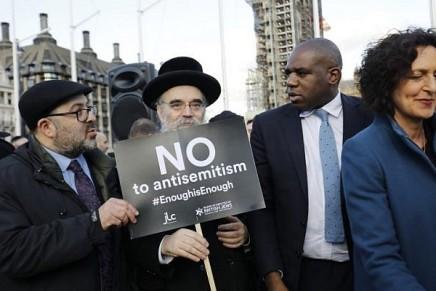 La Suède hôte d'une conférence internationale contre l'antisémitisme en2020