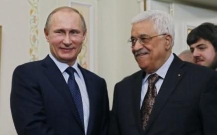Abbas rencontrera Poutine à Moscou après leRamadan