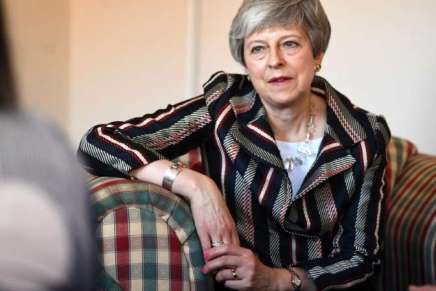 Theresa May va présenter un nouveau projet de loi sur le Brexit débutjuin