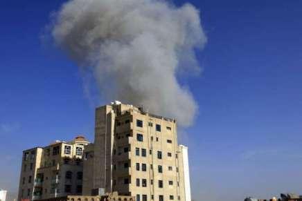 Au Yémen, la coalition saoudienne frappeSanaa