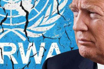 L'UNRWA rejette l'appel américain à sondémantèlement