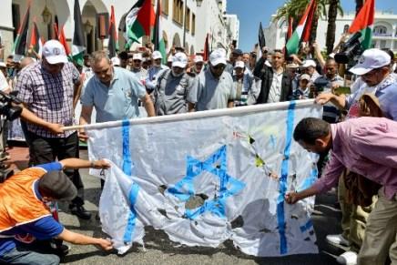 Des milliers de manifestants au Maroc contre le « congrès de la honte » àBahreïn