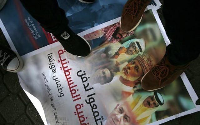 Avec le lancement du sommet du Bahreïn, un agenda chargé mais peud'attentes