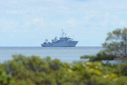 La France voudrait continuer de patrouiller en mer de Chine au risque de s'attirer les foudres dePékin