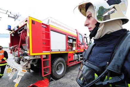 «Ça craque de partout»: les pompiers préviennent Christophe Castaner et préparent unegrève