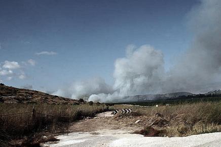 La Syrie en feu crie famine : Assad et la Russie brûlent les champs de terres agricoles dans la provinced'Idlib