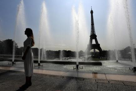 Pic de chaleur ce mardi avec plus de 30 degrés à Paris et jusqu'à 36 dans leSud-Ouest
