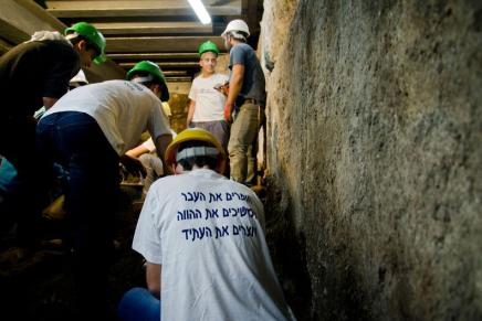 Israël : des archéologues identifient une porte de l'époque du RoiDavid