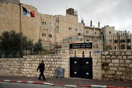 Jérusalem: la France rouvre à la visite le Tombeau desrois