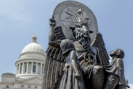 Aux États-Unis, le Temple satanique défend bec et ongles lalaïcité