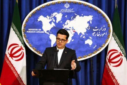 L'Iran rejette l'idée de nouvelles négociations nucléaires évoquée parParis