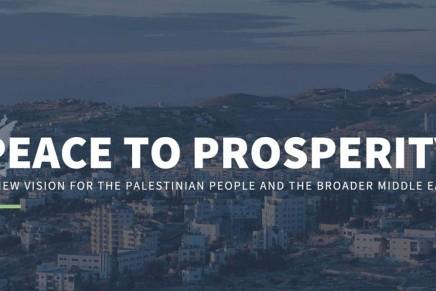 Si le plan économique est flou, il fait allusion à des concessionsisraéliennes