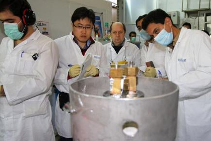 L'Iran devrait quitter le traité sur le nucléaire, selon un responsableiranien